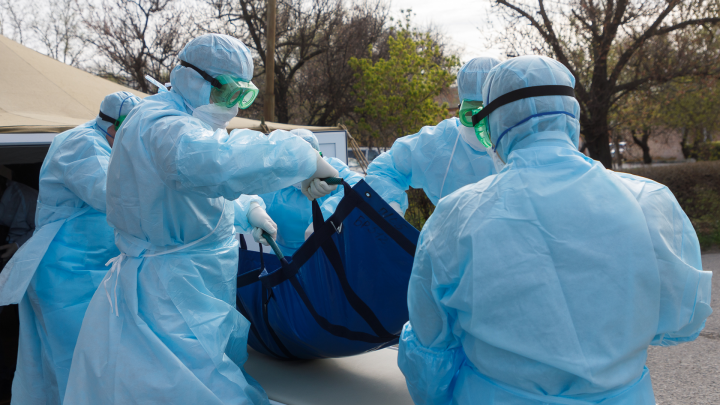 Оперштаб региона: за сутки в Архангельской области выявили коронавирус у 74 человек