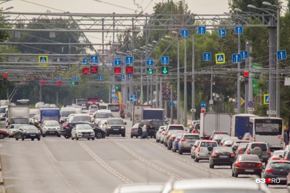 По мнению властей, закон должен дисциплинировать владельцев авто