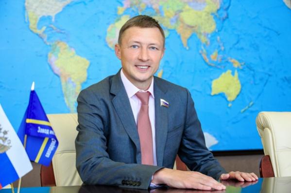 Вадим Рыбин проработал на должности более 10 лет