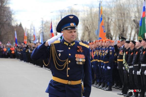 Парад Победы в Поморье пройдёт не в один день с другими регионами