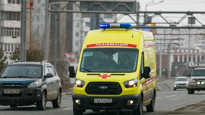 В Красноярском крае выявлен 541 новый случай заражения коронавирусом