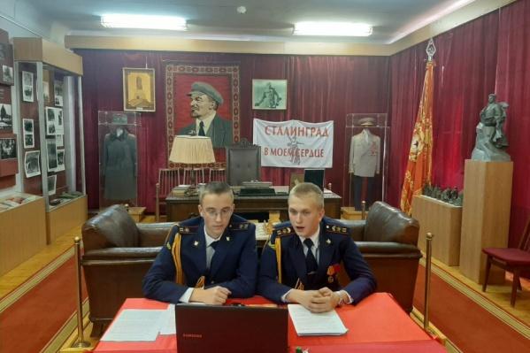 Волгоградцы напомнили о трагедии мирного населения Сталинграда