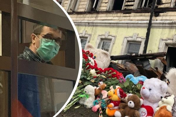 Ростовский поджигатель вину признал лишь частично