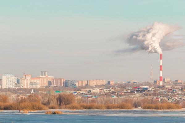 Наблюдение за атмосферой проводит Приволжское УГМС