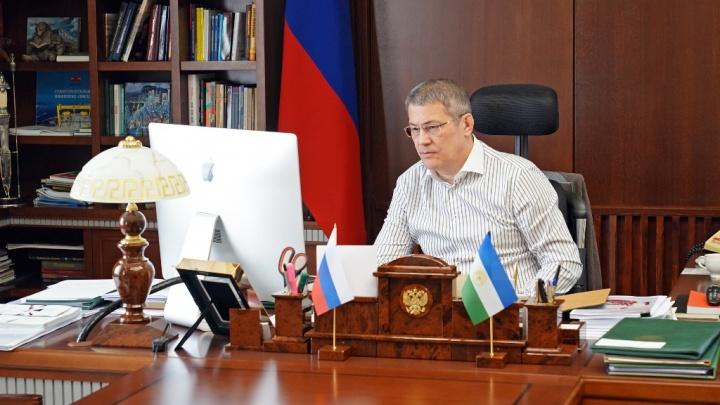«Я, знаете, не в бирюльки играю»: Радий Хабиров отреагировал на недовольства на ужесточение режима самоизоляции