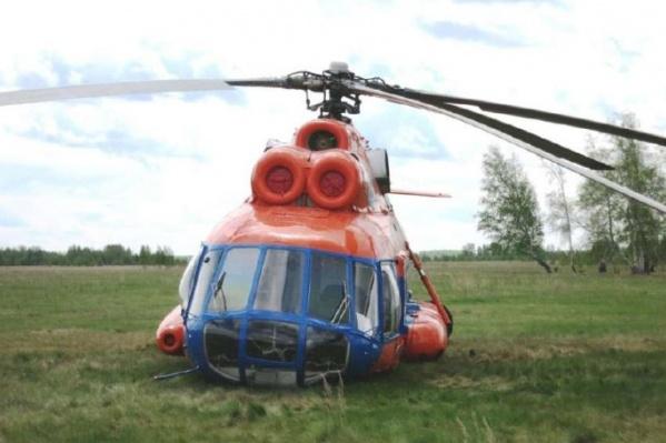Вертолёт отремонтировали за три месяца до происшествия