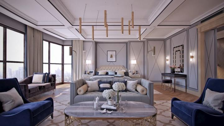 Со стеклянными лестницами и панорамными окнами: рассматриваем самые интересные пентхаусы Перми