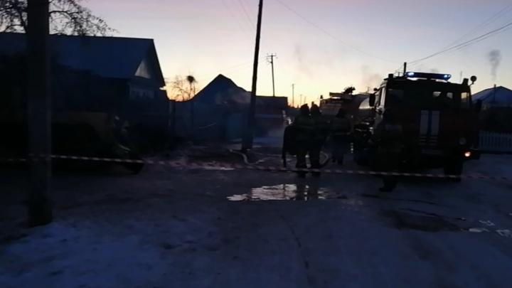 Постояльцы, которые сгорели в доме престарелых в Башкирии, не должны были там жить круглосуточно