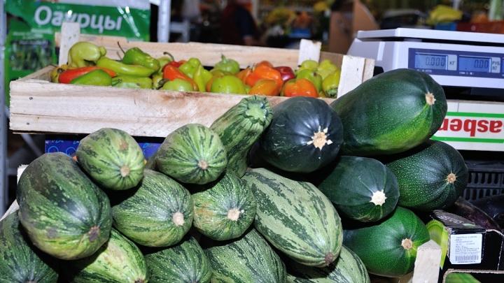 В Свердловской области зафиксировали падение цен на продукты