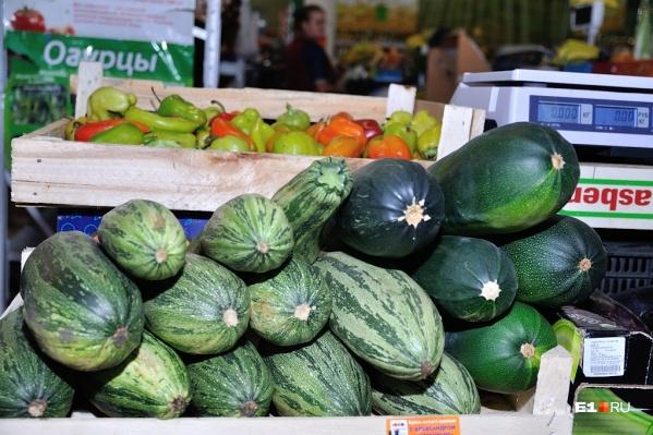 Успевайте купить овощи, сейчас они дешевле всего