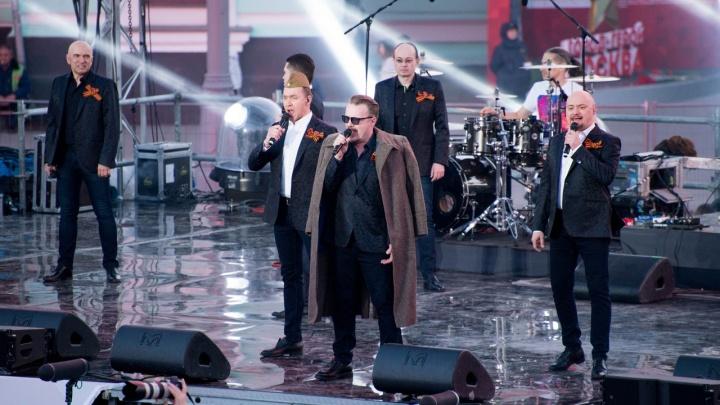 Сегодня в эфире: «Хор Турецкого» исполнит песни военных лет на онлайн-концерте