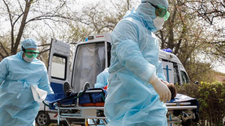 В федеральном штабе заявили о трёх умерших от COVID-19 в Архангельской области за сутки