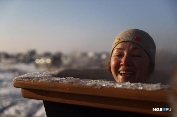 Аквайс-спорт — это вариант зимнего закаливания на предельную возможность находиться в ледяной воде
