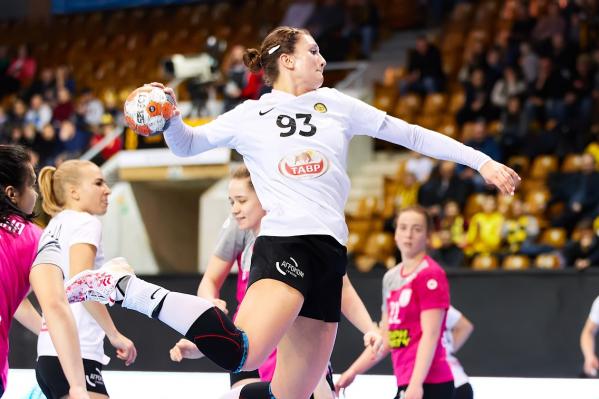 В венгерской команде Юлия Бенке проведет два года