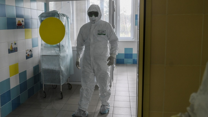 COVID-19 заболели 111человек в Кузбассе