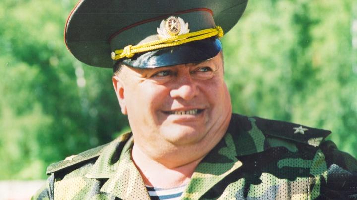 Скончался бывший начальник УФСИН Омской области Алексей Власов