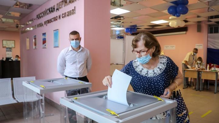 Избирком: явка в Волгограде и области составила 77,12%