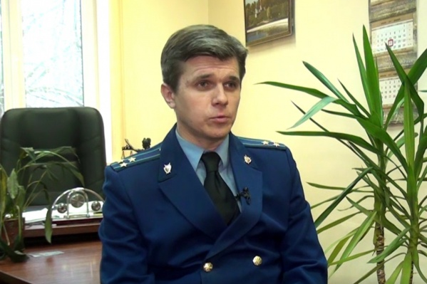 Игорь Мокичев ушел в областную прокуратуру