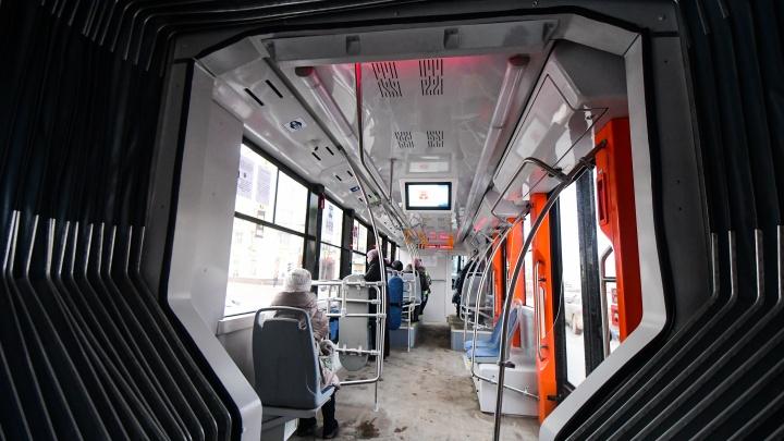 В мэрии Екатеринбурга назвали предварительную цену за проезд на трамвае до Верхней Пышмы