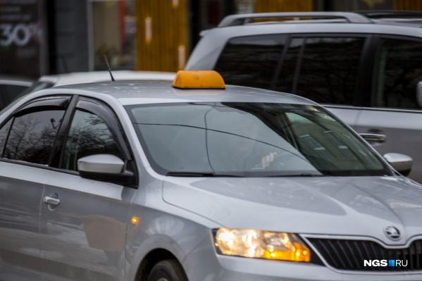 Пропавший таксист погиб