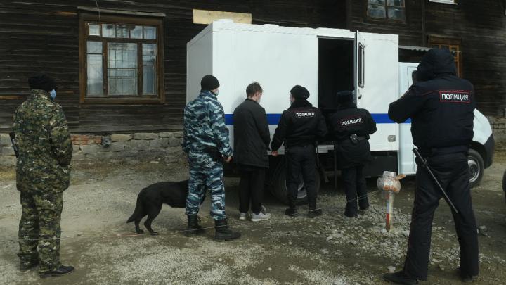 В Екатеринбурге обвиняемый в поджоге и убийстве 8 человек на Омской отказался от признательных показаний