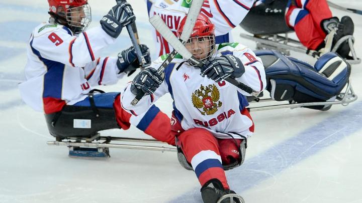 Нижегородским инвалидам предложили играть в хоккей