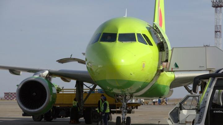 В челябинском аэропорту «заминировали» самолёт из Москвы, силовики досматривают лайнер
