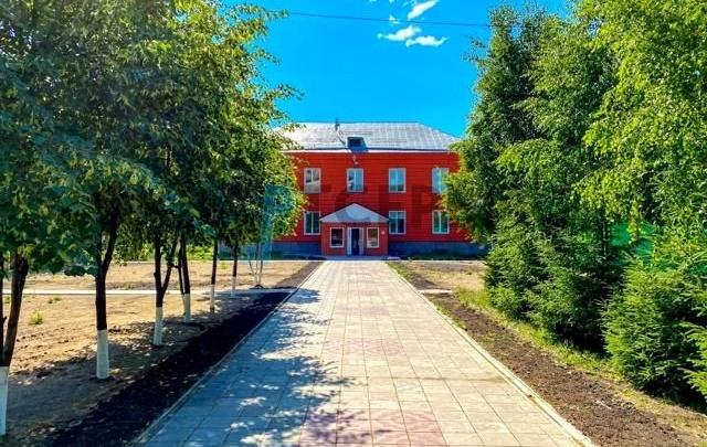 В Омске выставили на продажу здание бывшего детского сада