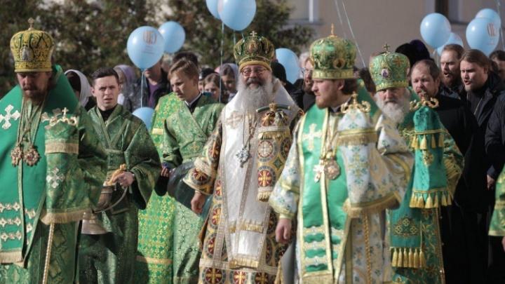 180 километров пешком за 10 дней: в Верхотурье отпраздновали перенесение мощей святого Симеона Верхотурского