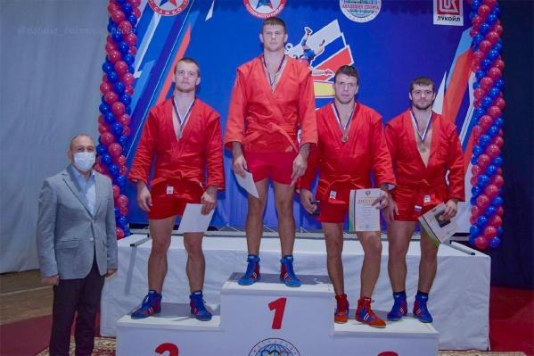 Кубок России проходил со 2 по 4 октября