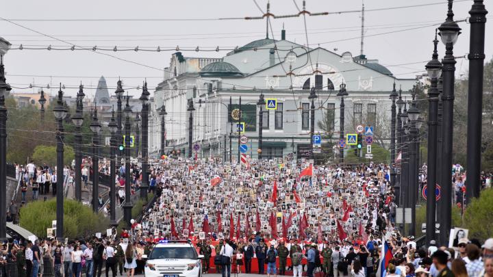 Координатор омского «Бессмертного полка» рассказала, какие есть альтернативы шествию 9 мая