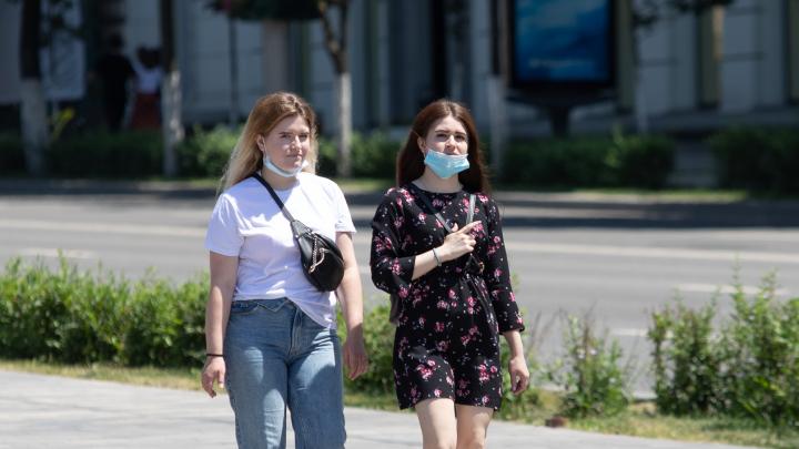 Ростовчан стали штрафовать за прогулки в парках без масок. Наказание — средняя зарплата