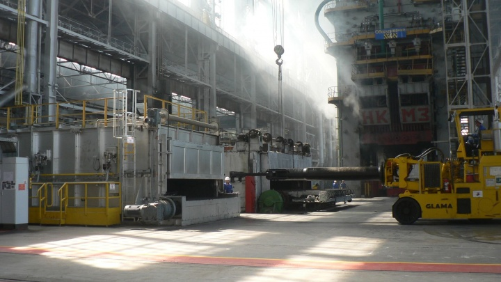 «Это угроза стране»: американцам отказали в прибыли Самарского металлургического завода