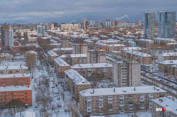 На этой неделе в Перми выпал снег и внесли много изменений в указ об ограничительных мерах в связи с коронавирусом