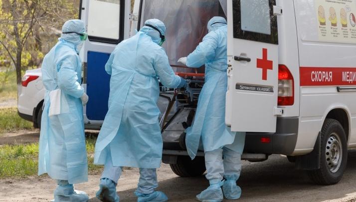 В Тюменской области — восьмой умерший пациент с COVID-19
