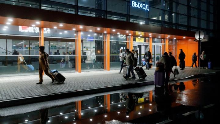 Аэропорт Волгограда из-за коронавируса на время закрыл рейсы в Турцию, Армению и Арабские Эмираты