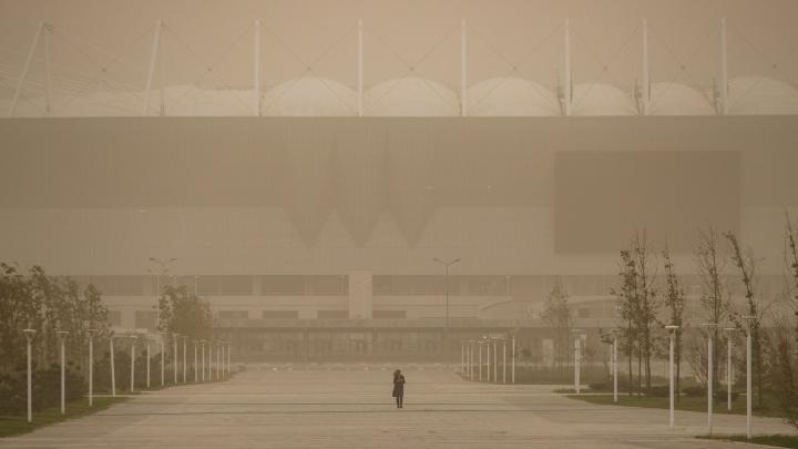 Ростов-в-пыли. Фоторепортаж 161.RU с мрачных улиц города
