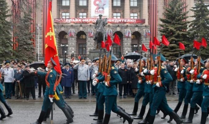 В Екатеринбурге накануне Дня Победы закроют проспект Ленина