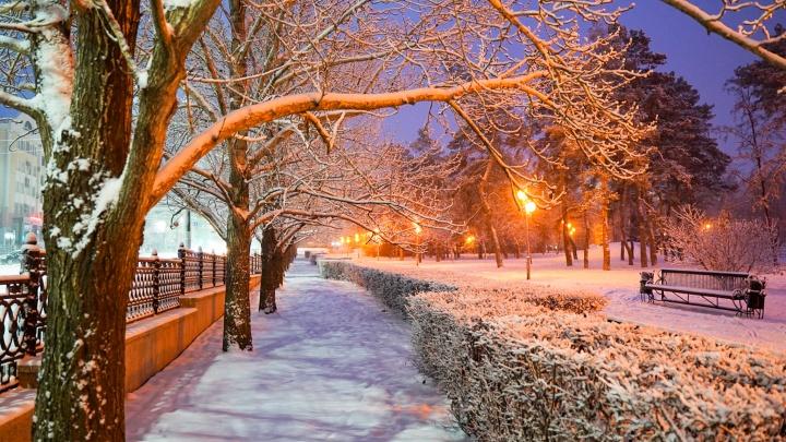 Синоптики дали прогноз погоды на Новый год в Челябинске