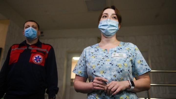 «Девочку из шкафа» перевели из реанимации екатеринбургской больницы в обычную палату