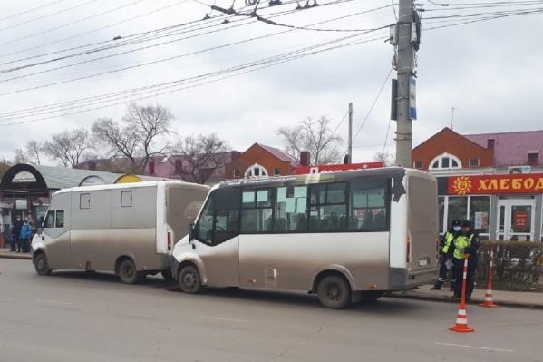 Остальные пассажиры не пострадали
