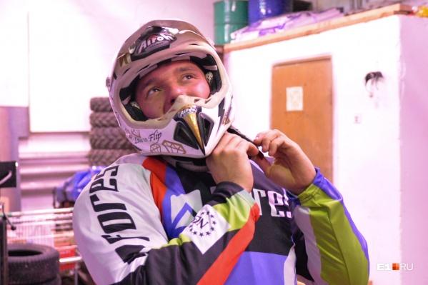 Сергей Карякин успел подать заявку на участие в «Дакаре»