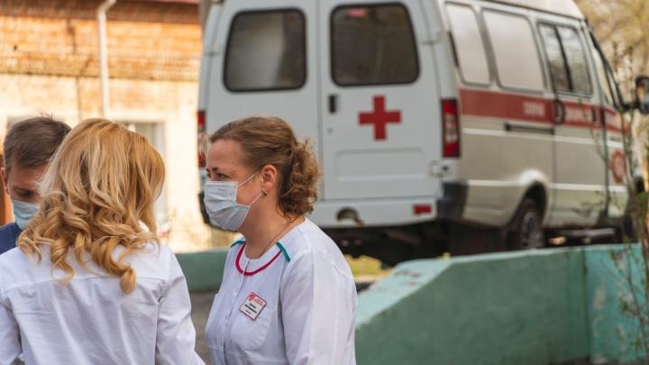 За сутки в Архангельской области выявлены 95 случаев с COVID-19. Данные оперштаба России
