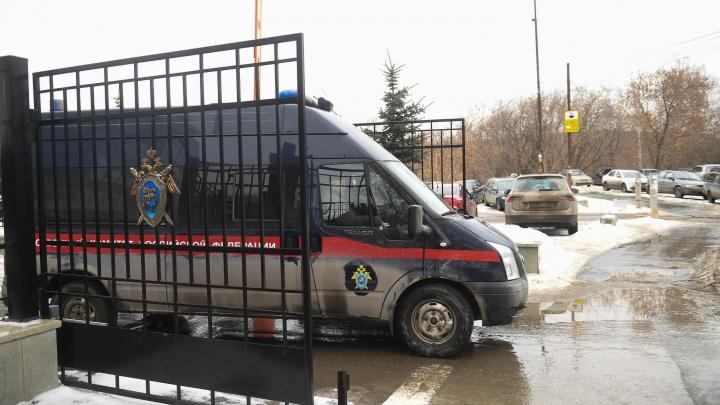 В банке «Кольцо Урала» прошли обыски по делу о взятке экс-главы УМВД Екатеринбурга генерала Трифонова