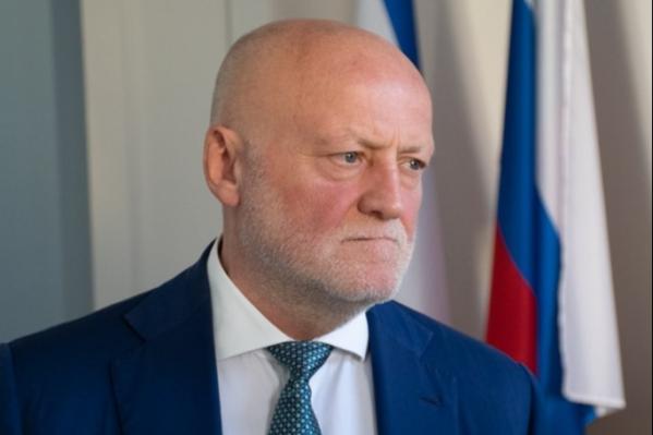 Политик учился на Урале
