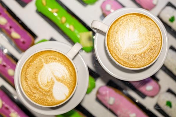 Корнеры фуд-маркета «Белый рынок» уверены, что нельзя лишать себя такой радости в жизни, как чашечка кофе