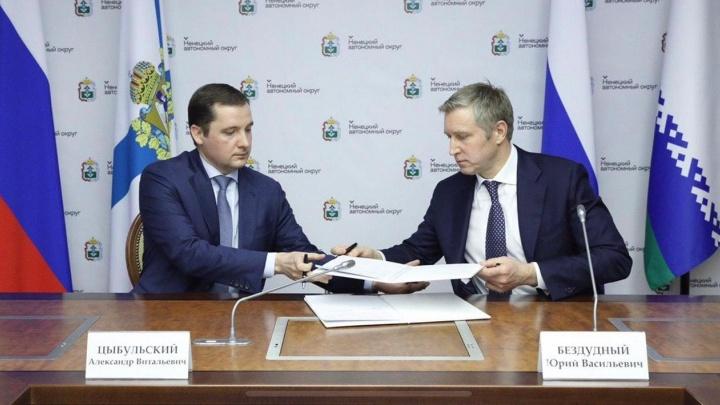 Цыбульский и Бездудный назвали преждевременными разговоры о референдуме по объединению Поморья и НАО