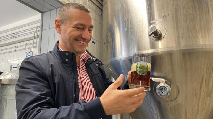 «Попробуем делать на берёзовом соке»: в Зауралье семья Ильтяковых займётся производством пива