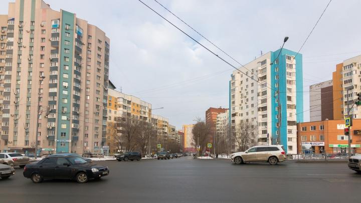 Власти планируют пустить транспорт в объезд Ново-Садовой