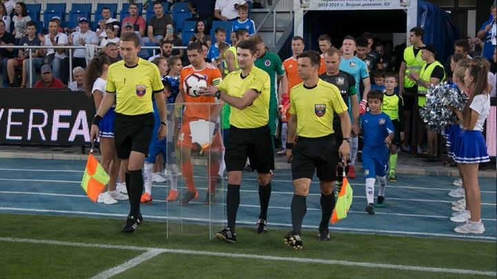 РФС наказал «Чайку» за подкуп судьи в Кубке России
